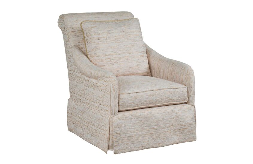 JOCELYN SWIVEL GLIDER