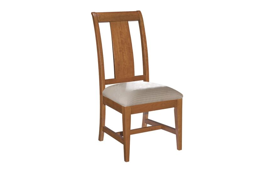 SIDE CHAIR UPHOLSTERED SEAT