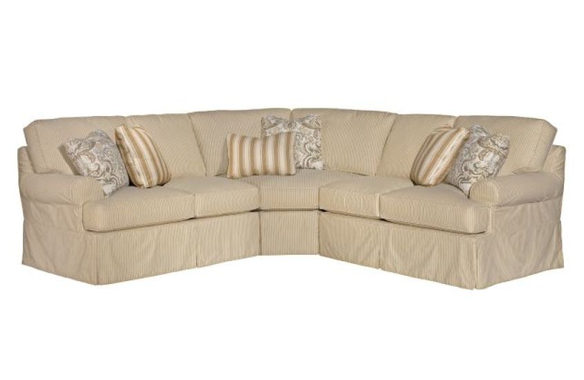 SLIPCOVER SECTIONAL