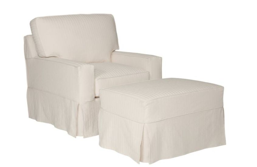 SARAH SLIPCOVER CHAIR