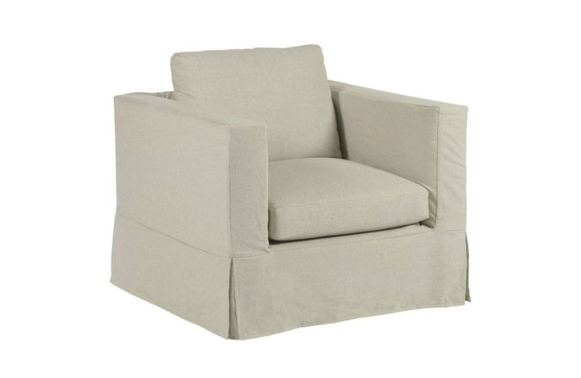 SYDNEY SLIPCOVER CHAIR