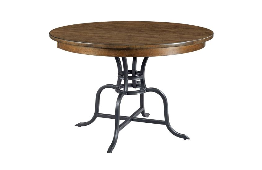 The nook a casual kitchen dining solution from kincaid for 44 round dining table