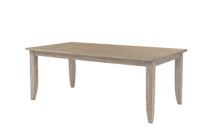 "60"" RECTANGULAR LEG TABLE"