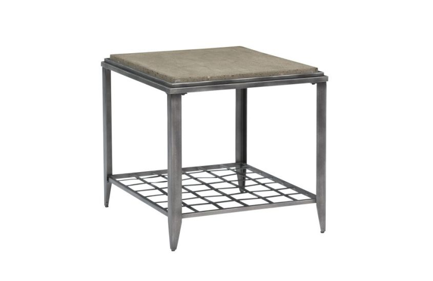 Grid End Table