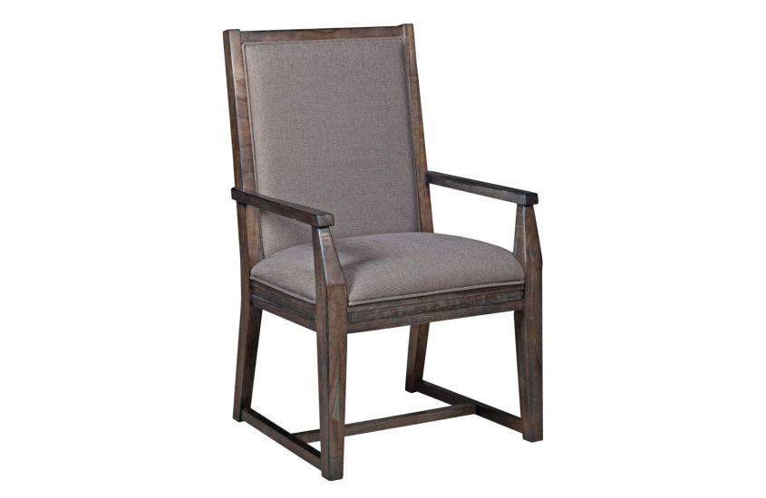ARDEN UPHOLSTERED ARM CHAIR  sc 1 st  Kincaid Furniture : black wooden chair - Cheerinfomania.Com