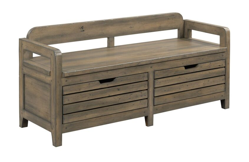 ENGOLD BED END BENCH