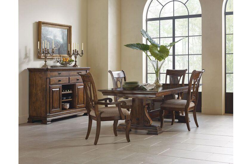 Carusso Trestle Table Complete