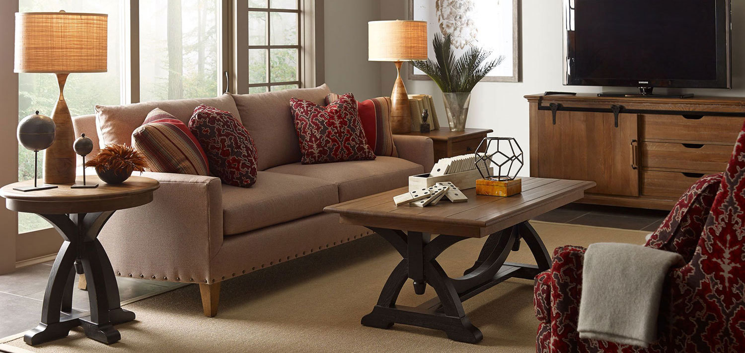 Solid wood furniture and custom upholstery by kincaid - Bedroom furniture made in north carolina ...