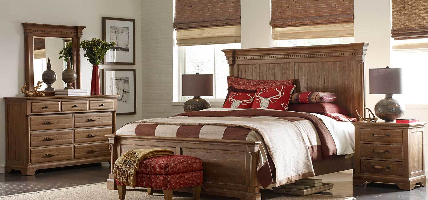 Stone Ridge Collection By Kincaid Furniture - Kincaid tuscano bedroom furniture