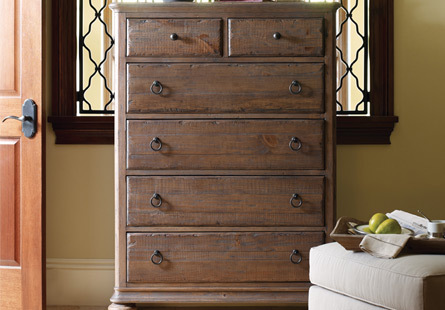 Bedroom Solid Wood Construction By Kincaid Furniture In NC - Kincaid tuscano bedroom furniture