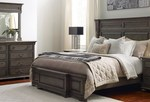 Kincaid Furniture Solid Oak Bedroom thumbnail