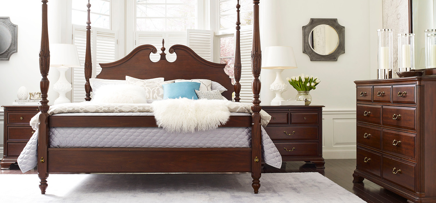 Hadleigh Solid Wood Bedroom By Kincaid Furniture