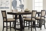 Plank Road solid wood kitchen table and dining furniture by Kincaid Furniture thumbnail