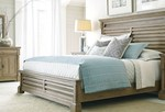 Solid wood pine bedroom furniture, rustic styling, Kincaid thumbnail