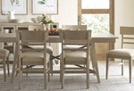Modern casual dining style in authentic solid wood by Kincaid Furniture thumbnail
