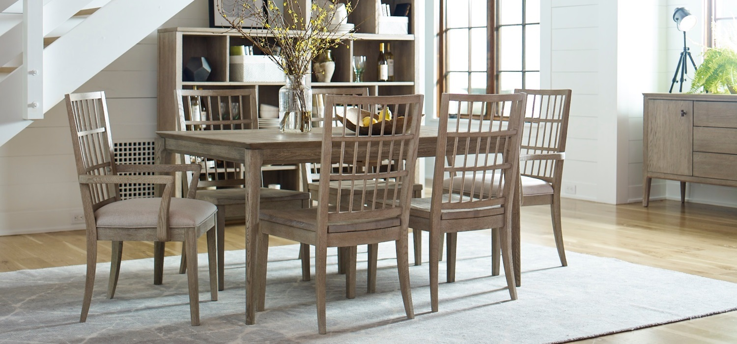 Tailored to fit dining by Kincaid Furniture