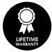 Lifetime Upholstery Warranty - Our lifetime upholstery warranty covers the frame, springs, and cushions (see full warranty for details)